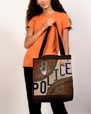 Police Respect Caring Courage All-over Tote aos-all-over-tote-lifestyle-front-06
