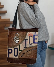 Police Respect Caring Courage All-over Tote aos-all-over-tote-lifestyle-front-09