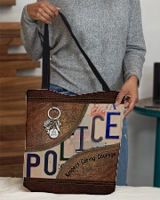 Police Respect Caring Courage All-over Tote aos-all-over-tote-lifestyle-front-10