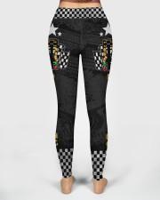 Drag Racing Tree High Waist Leggings aos-high-waist-leggings-lifestyle-02