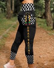 Drag Racing Tree High Waist Leggings aos-high-waist-leggings-lifestyle-21