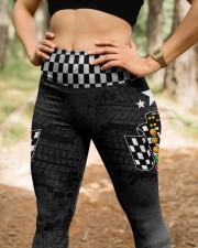 Drag Racing Tree High Waist Leggings aos-high-waist-leggings-lifestyle-22
