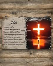 Jesus Forgiveness  17x11 Poster aos-poster-landscape-17x11-lifestyle-14