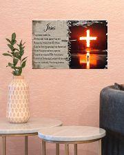 Jesus Forgiveness  17x11 Poster poster-landscape-17x11-lifestyle-21