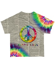 Hippie Soul All-over T-Shirt back