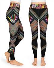 Love Yarn High Waist Leggings front