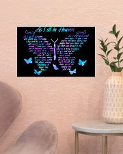 As I Sit In Heaven  17x11 Poster poster-landscape-17x11-lifestyle-22