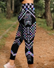 Race Mom Mother's Day High Waist Leggings aos-high-waist-leggings-lifestyle-21