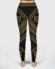 Dope Black Woman High Waist Leggings aos-high-waist-leggings-lifestyle-02