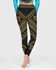 Dope Black Woman High Waist Leggings aos-high-waist-leggings-lifestyle-06