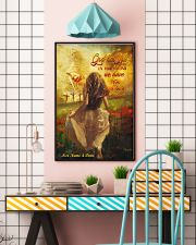 God Has You In His Arms Personalized 11x17 Poster lifestyle-poster-6
