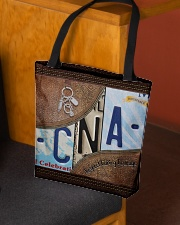 Cna Respect Caring Courage All-over Tote aos-all-over-tote-lifestyle-front-02