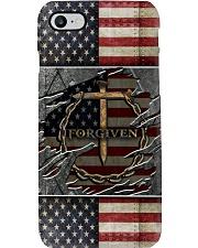 Forgiven  God Phone Case Phone Case i-phone-8-case