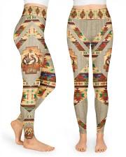 Native America 3003Aq96 High Waist Leggings front