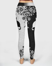 Black N White High Waist Leggings aos-high-waist-leggings-lifestyle-02