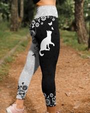 Black N White High Waist Leggings aos-high-waist-leggings-lifestyle-21