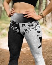 Black N White High Waist Leggings aos-high-waist-leggings-lifestyle-22