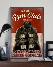 Gym Club 11x17 Poster lifestyle-poster-2
