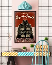 Gym Club 11x17 Poster lifestyle-poster-6