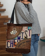 Chemist Love All-over Tote aos-all-over-tote-lifestyle-front-09
