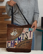 Chemist Love All-over Tote aos-all-over-tote-lifestyle-front-10