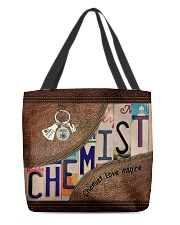 Chemist Love All-over Tote front