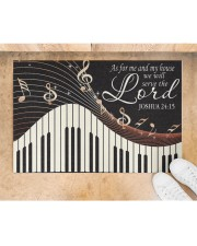 """Piano As For Me And My House Doormat 22.5"""" x 15""""  aos-doormat-22-5x15-lifestyle-front-05"""