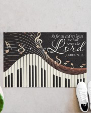 """Piano As For Me And My House Doormat 22.5"""" x 15""""  aos-doormat-22-5x15-lifestyle-front-06"""