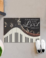 """Piano As For Me And My House Doormat 22.5"""" x 15""""  aos-doormat-22-5x15-lifestyle-front-07"""