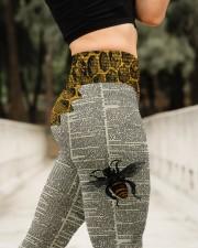 Love Bees High Waist Leggings aos-high-waist-leggings-lifestyle-11