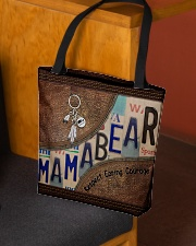 Mama bear respect caring courage All-over Tote aos-all-over-tote-lifestyle-front-02