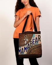 Mama bear respect caring courage All-over Tote aos-all-over-tote-lifestyle-front-06