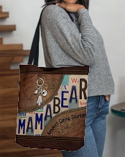 Mama bear respect caring courage All-over Tote aos-all-over-tote-lifestyle-front-09