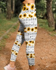 You Are My Sunshine High Waist Leggings aos-high-waist-leggings-lifestyle-21