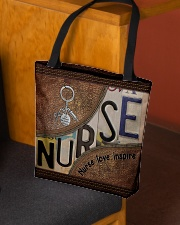 Nurse love inspire  All-over Tote aos-all-over-tote-lifestyle-front-02