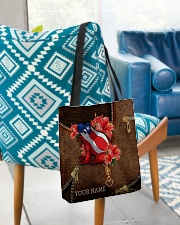 Puerto Rico Leather Pattern Print All-over Tote aos-all-over-tote-lifestyle-front-01