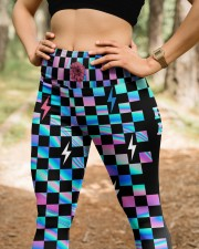 Raceday Vibes High Waist Leggings aos-high-waist-leggings-lifestyle-22