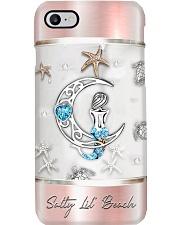 Mermaid Salty Lil' Beach Phone Case i-phone-8-case