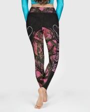 Reel Girls Fish Legging High Waist Leggings aos-high-waist-leggings-lifestyle-06