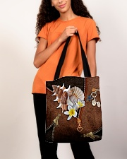Love The Sea Leather Pattern Print All-over Tote aos-all-over-tote-lifestyle-front-06