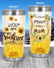 Proud Police Mom 20oz Tumbler aos-20oz-tumbler-lifestyle-front-54