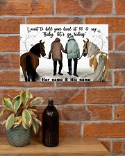 I Want To Hold Your Hand 17x11 Poster poster-landscape-17x11-lifestyle-23