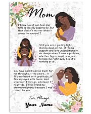 Mom Mother'S Day 11x17 Poster front