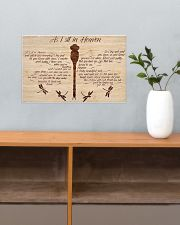 As I Sit In Heaven 17x11 Poster poster-landscape-17x11-lifestyle-24