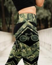Cycling Camouflage High Waist Leggings aos-high-waist-leggings-lifestyle-11