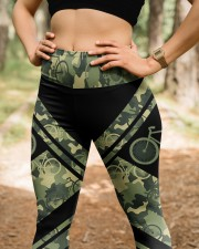 Cycling Camouflage High Waist Leggings aos-high-waist-leggings-lifestyle-22