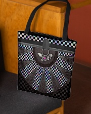 Racing Girl Leather All-over Tote aos-all-over-tote-lifestyle-front-02