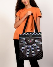 Racing Girl Leather All-over Tote aos-all-over-tote-lifestyle-front-06