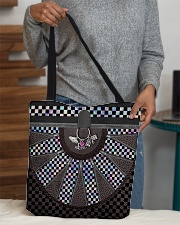 Racing Girl Leather All-over Tote aos-all-over-tote-lifestyle-front-10