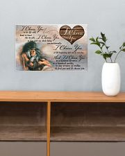 I Choose You 17x11 Poster poster-landscape-17x11-lifestyle-24